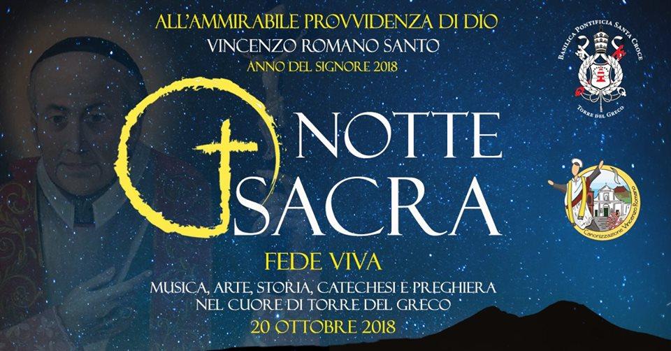 notte sacra torre del greco vincenzo romano