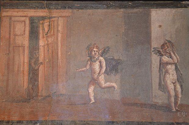 giochi bambini pompei